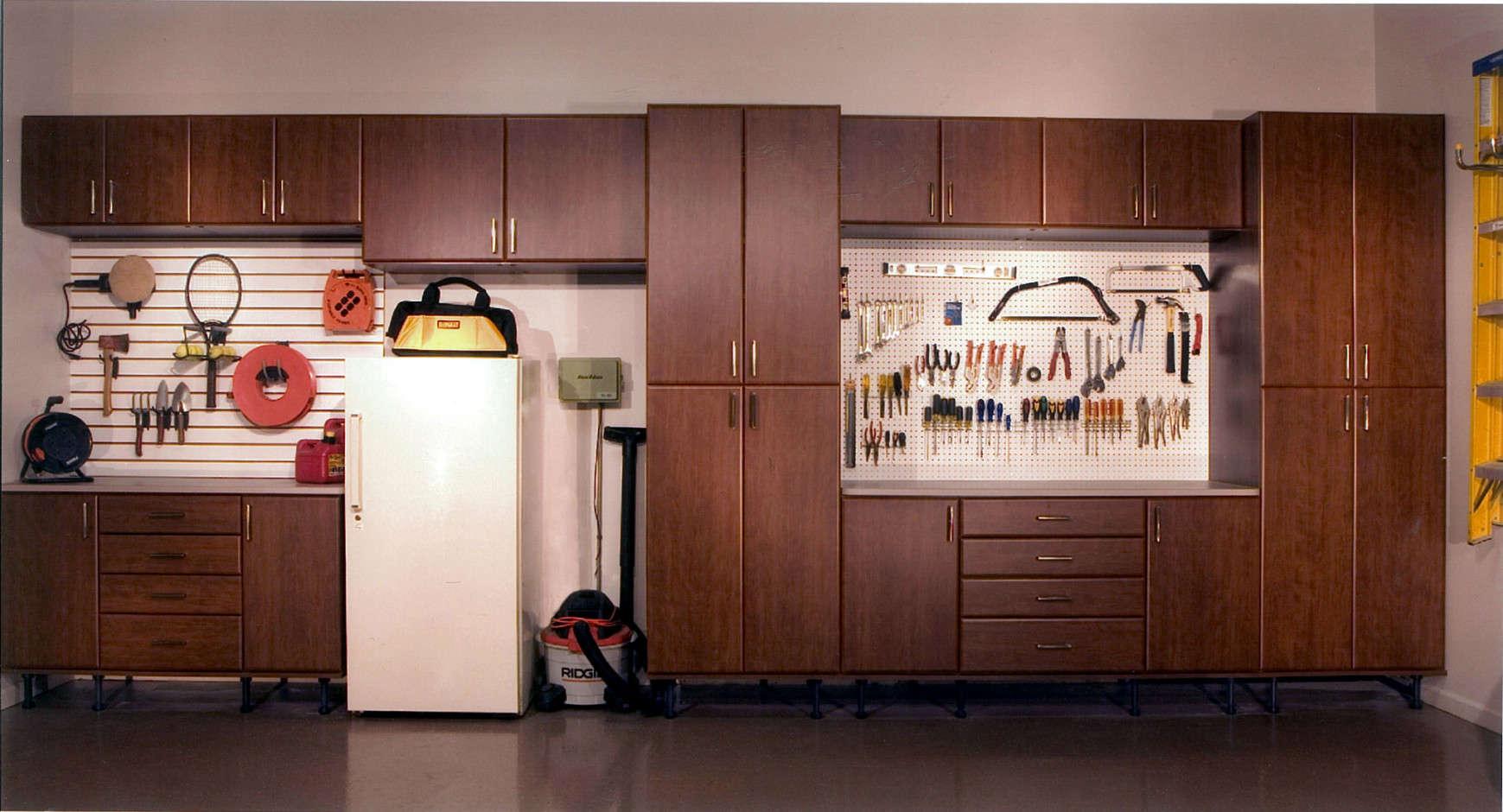 Atlanta Garage Cabinets Garage Storage Spacemakers