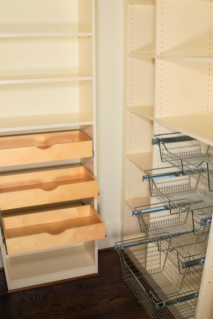 Custom Closet vs DIY Closet