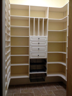 ... Atlanta Custom Closets : Atlanta Pantry Storage Solutions Spacemakers Custom  Closets ...