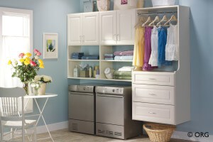 Custom Designed Closets Organized to Maximize Space
