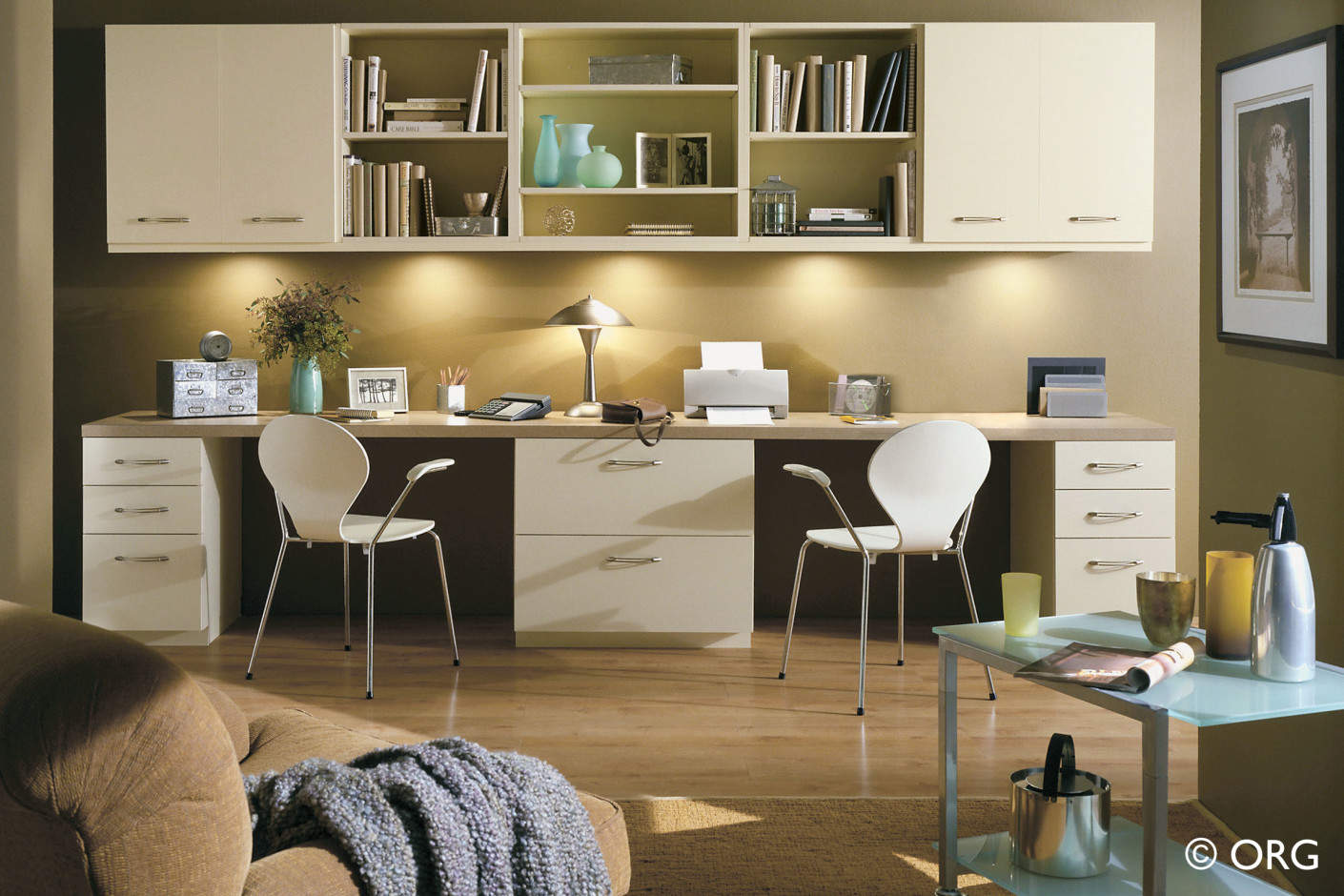 atlanta custom home office home office spacemakers built office storage