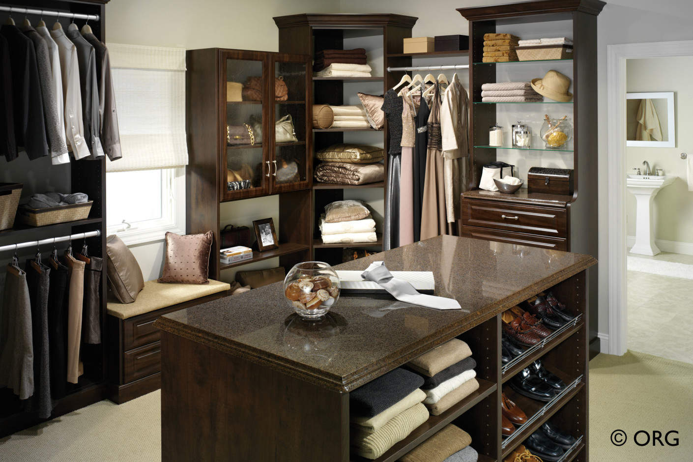 Build Your Dream Closet, Tame The Clutter, U0026 Organize Your Life.