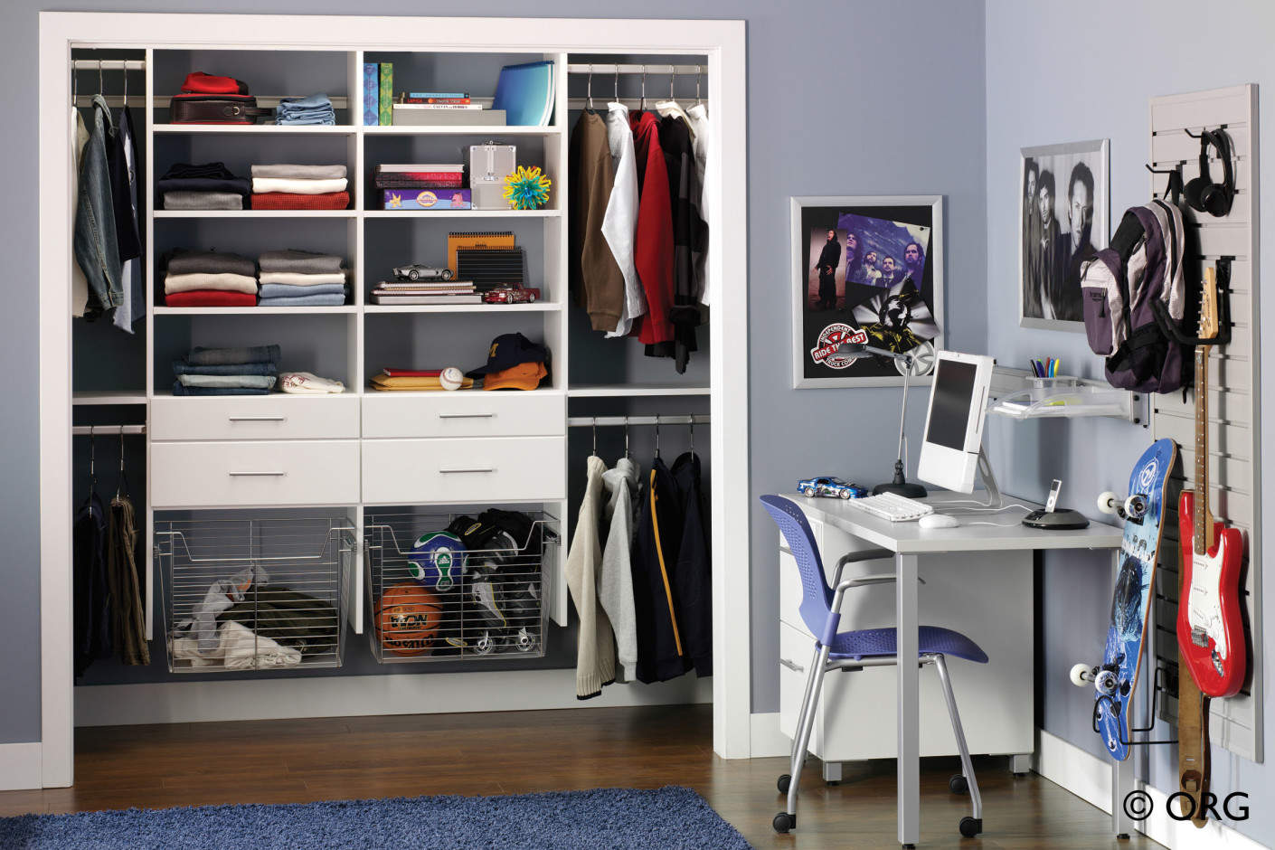 Great Closets Atlanta Custom Closets | Spacemakers Custom Closets