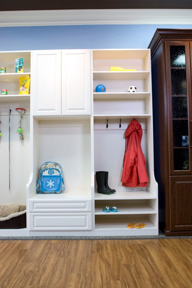 Atlanta Laundry Amp Mud Room Cabinets Spacemakers Custom