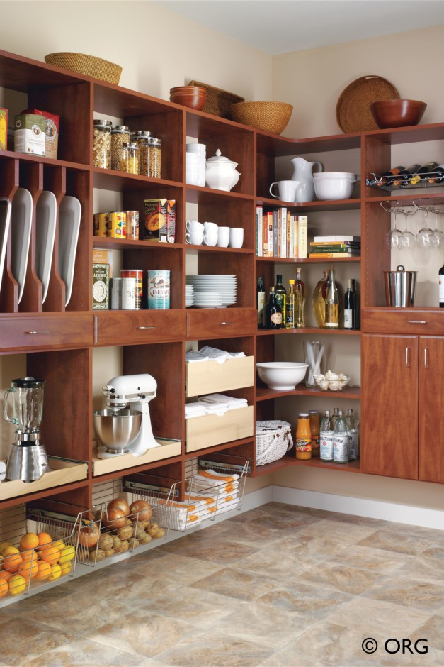 Atlanta Pantry Storage Solutions | Spacemakers Custom Closets